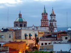 City of Queretaro, Mexico