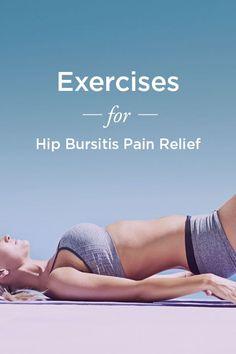 The Essential Exercises to Relieve Hip Bursitis Pain