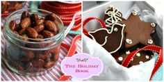 Festive cookies and homemade gifts - 20 recipes for Holiday treats - e-book New Recipes, Baking Recipes, Cookie Recipes, Healthy Recipes, Cookie Recipe Book, Christmas Cooking, How Sweet Eats, Holiday Treats, Homemade Gifts