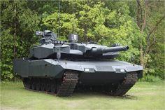 Rheinmetall recebe contrato para modernização de 104 Leopard 2A7 para a versão 2A7(V)