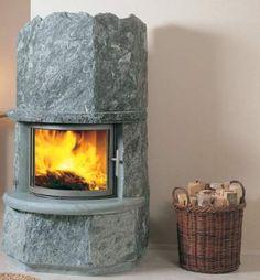 Dalla Finlandia stufe Tulikivi - stone stove made in Finland