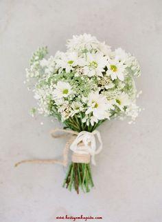 Balıkesi̇r Çiçek - Balıkesir Çiçekçi - Balıkesir Çiçek Gönder ~ Gelin Eli Papatya ve Cipso