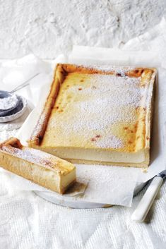 Just Desserts, Delicious Desserts, Yummy Food, Baking Recipes, Cake Recipes, Dessert Recipes, Baked Ricotta, Ricotta Cake, Desserts With Biscuits