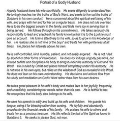 Portrait of a Godly man/husband Prayer For Husband, Dear Future Husband, Husband Love, Future Husband Quotes, Godly Dating, Godly Marriage, Love And Marriage, Marriage Advice, Faith Quotes