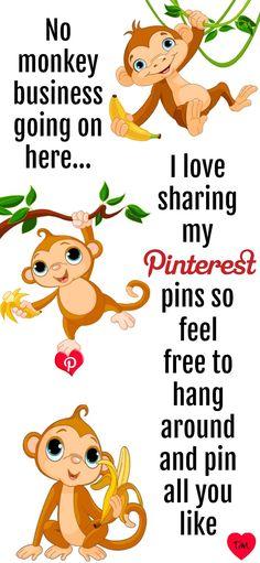 Hang around and pin all you like ♥ Tam ♥