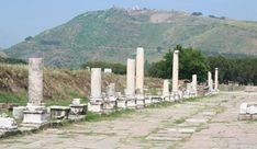 The Mysterious Healing Centre of Asklepion in Pergamum