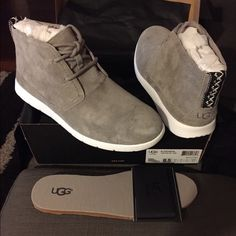 UGG Freamon Boots brand new! men size US 8.5 UGG Shoes Winter & Rain Boots