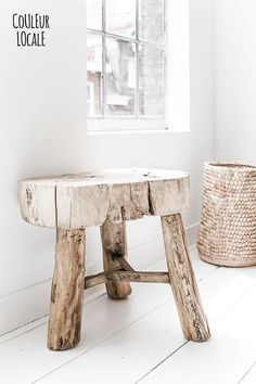 Wooden. Couleur Locale