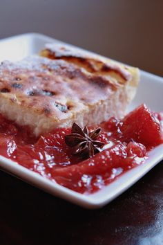 Ostkaka: Swedish Cheesecake Recipe from Mikael - SheSimmers Swedish Cuisine, Swedish Dishes, Swedish Recipes, Swedish Foods, Swedish Chef, Cheesecake Recipes, Dessert Recipes, Norwegian Food, Scandinavian Food
