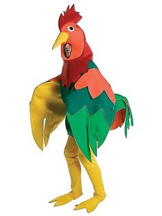 Rooster Adult Costume