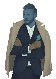 The Excellent Retro Vintage Illustration and Design of Jack Hughes Jack's clients read like a who's who of the most influential brands on the planet. He is based in London