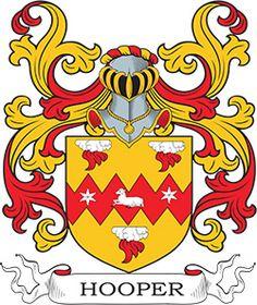 Hooper Coat of Arms