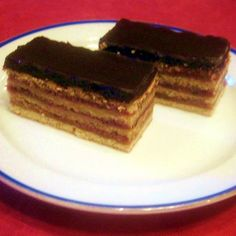Hungarian Recipes, Hungarian Food, Tiramisu, Cheesecake, Food And Drink, Cooking Recipes, Sweets, Ethnic Recipes, Hungarian Cuisine