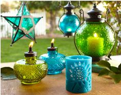 pier one candles