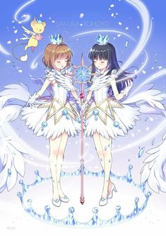 Cardcaptor Sakura Clear Card yes I actually need this Cardcaptor Sakura, Sakura Haruno, Anime Sakura, Manga Anime, Syaoran, Anime Art, Art Kawaii, Manga Kawaii, Anime Fashion