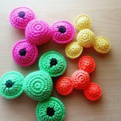 Crochet spinner