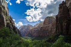 Zion National Park by Remy Matera on 500px
