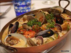 pescados y mariscos de chile - Buscar con Google Chilean Recipes, Chilean Food, Seafood, Chicken, Meat, Ethnic Recipes, Google, Image, Gastronomia
