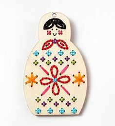 Handmade Charlottes Wooden Stitchables Now Available Online