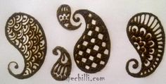 Simple Mehndi Design Tutorial For Hands