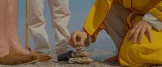 Wes Anderson Style, Wes Anderson Movies, The Darjeeling Limited, Image Cinema, Color In Film, Movie Shots, Film Studies, Film Grab, Film Aesthetic