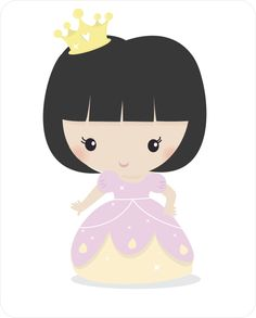 Ilustração Personalizada - Princesa