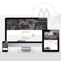 We were thrilled to have recently launched the gorgeous @merricksgeneralwinestore #website. This iconic 'general store' now has a super fresh response e-commerce website! Check it out here  www.mgwinestore.com.au  #madebyennisperry