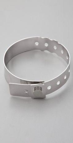 silver Concert Bracelet