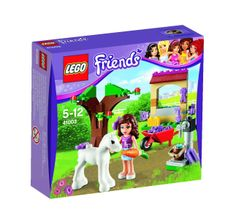 Lego Friends 41003 - Olivias Fohlen: +