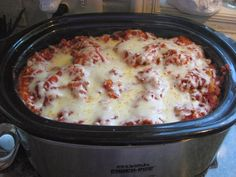 I had given up on making Lasagna years ago!,,,everytime I would make it, it turned out dry and crusty on the top no matter how much sauce I ...