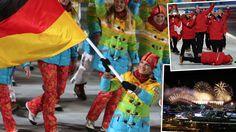 Olympische Winterspiele   Sotchi 2014