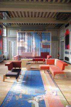 Studio Makkink & Bey Convert the 17th century Hôtel Dupanloup Into a University Research Centre | http://www.yatzer.com/studio-makkink-bey-hotel-dupanloup
