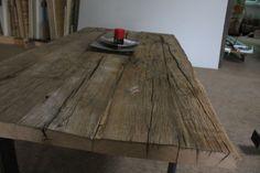 Tisch Aus Altholz zwinz tisch altholz eiche massiv verwittert cognac s3