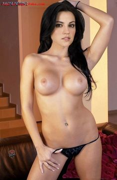 Not puzzle naked girl maite perroni completely ready help