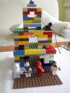 La creacion de hoy: Version Castillo Ninjago de Lego