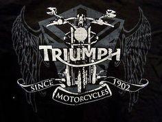 Triumph Motorcycles Mens Speedmaster T-Shirt Black Small S Cruiser America Union