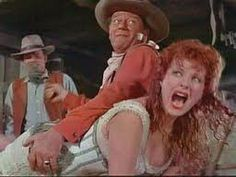 Image detail for -john wayne and maureen o hara in big jake