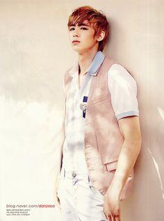 2PM Nick Khun - Elle Girl Magazine October Issue '10