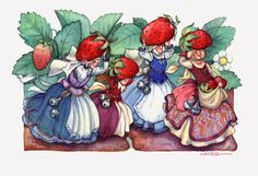 David T. Wenzel - Kingdom of Notch - Strawberry Ladies