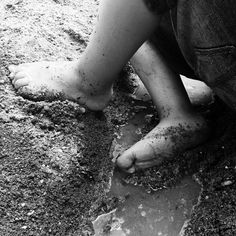 Dirty feet.. by MarisaEHomewood