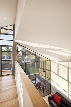 #windows. #Modern spaces I love. Blurred House by Bild Architects