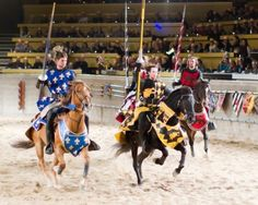 Medieval Times in To
