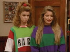 DJ Tanner & Kimmy Gibbler | 10 Comedy Pairings That Made You Spit Your Milk As A Kid