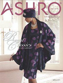 Women's ethnic clothing - Ethnic women's clothing from Ashro catalog