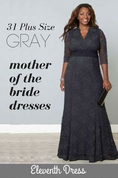 75 Best Plus Size Mother of the Bride Dresses images | Mother bride ...