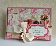 #AnnaGriffin Beautiful Bouquet Floral Die Cuts