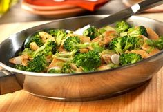 Spicy Chicken and Vegetable Stir-Fry Recipe - Campbell's Kitchen