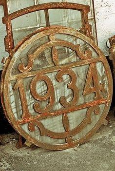 #1934#Vintage#Signs