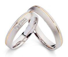 Karikagyűrű pár (KGY-344)