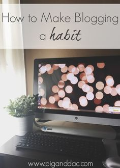 Happy Thursday!! Since I know so many of us have fresh plans for the New Year with our blogs, I wanted to share a helpful post today with some tips on making blogging a habit.   Statistically,…